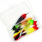Tarpon Fly Collection - Tarpon fly fishing flies kit - collection of 12 flies