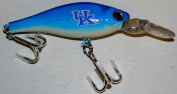 NCAA Officially Licenced University of Kentucky Wildcats Sports Collector's Series Minnow Fishing Lure
