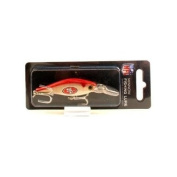NFL Officially Licenced San Francisco 49ers Sports Collector's Series Minnow Fishing Lure