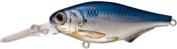 Koppers Gizzard Shad Crankbait - SILVER/BLUE - 8.9cm Deep Diver