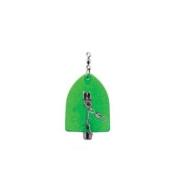 Luhr Jensen Deep Six Diver, Fluorescent Green Crystal, 10cm