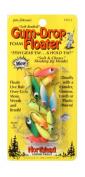 Northland Tackle Gum-Drop Floater, Assorted, 1 Hook