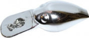 Brad's Wiggler -Silver/Paintable, 5.7cm