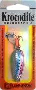 Luhr Jensen Krocodile SureSet Spoon, Rainbow Trout, 3/470ml