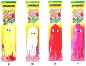 YAMASHITA. TAKO SUKIYANEN Octopus Jig M size 76g, Red