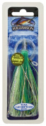 Williamson Tuna Catcher Flash Lure, 10cm , Green Chartreuse Glow