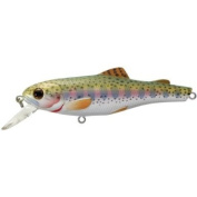 Koppers Live Target Trout Fry Jerkbait Lures 7cm Fry (TF70S); Rainbow