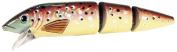 Braid Viper Lure, 25cm , Brown Trout, Large