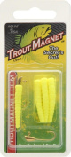 Leland Lures E.F. Lead Free Trout Magnet Jig Head, Chartreuse