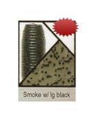 Gary Yamamoto 10.2cm Senko, Smoke with Black Flake