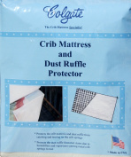 Colgate Crib Mattress and Dust Ruffle Protector