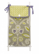 Cotton Tale Designs Hamper, Periwinkle
