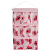 [Sunflowers] Pink/Wall Hanging/ Wall Organisers / Baskets / Hanging Baskets
