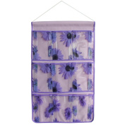 [Sunflowers] Purple/Wall Hanging/ Wall Organisers / Baskets / Hanging Baskets