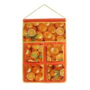 [Full Orange] Wall Hanging/ Wall Organisers / Wall Baskets / Hanging Baskets