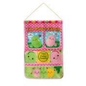 [The Pulse Family] Pink/Wall Hanging/ Wall Organisers / Baskets / Hanging Baskets