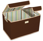 SaraBear Toy Organiser, Brown