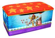 Magical Harmony Madagascar 3 Circus Deluxe Toy Box