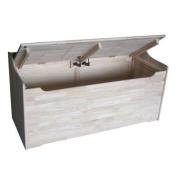 International Concepts Unfinished Juvenile 119.4cm Storage Box