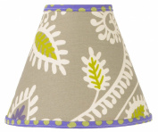 Cotton Tale Designs Lamp Shade, Periwinkle