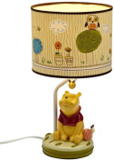 Disney Friendship Pooh Lamp Base And Shade