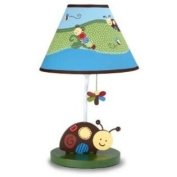 Critter Babies Lamp and Shade
