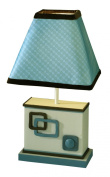 Lambs & Ivy Lamp with Shade in Baby Picasso