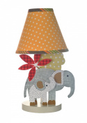 Cotton Tale Elephant Brigade Décor Lamp