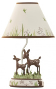 Kids Line Willow Lamp Base and Shade