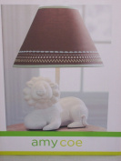 Amy Coe Zoology Nursery Lamp