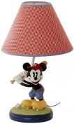 Disney Vintage Mickey Lamp Base and Shade
