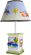 Disney Jr Junction Fast Friends Lamp Base And Shade