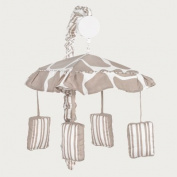 Giraffe Musical Baby Crib Mobile by Sweet Jojo Designs