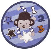 Cocalo Monkey Mania Rug