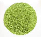 Glenna Jean Lime Green Round Rug - 1.22m x 1.22m