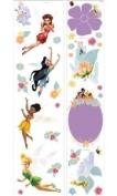 Imperial 31720558 Disney Fairies Self-Stick Instant Decor Kit