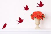 Flying Birds Ruby