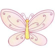 Little Boutique Bling Wire Wall Art - Butterfly