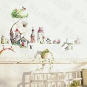 [Magic Village] Decorative Wall Stickers Appliques Decals Wall Decor Home Decor