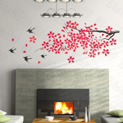 Iris laevigata - Large Wall Decals Stickers Appliques Home Decor