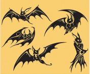 Wallstickersusa Wall Stickers, Bats
