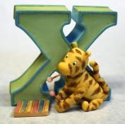 "Disney's Pooh and Friends Alphabet Letter ""X"""
