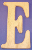 Wood Letters 35.6cm Letter E