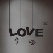 Wallstickersusa Wall Stickers, Love