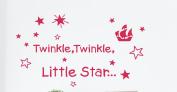 Wallstickersusa Wall Stickers, Twinkle Twinkle Little Star