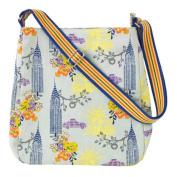 New York Canvas Messenger Bag