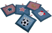 All Star Wall Hanging ~ Sports Theme ~ Lambs & Ivy