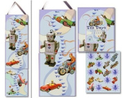 Dolce Mia Tin Toys Growth Chart