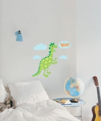 Forwalls Dinosaur Removable Wall Decal Stickers