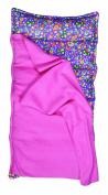 John Deere Girl's NapMat, 53.3cm x 106.7cm , Pink